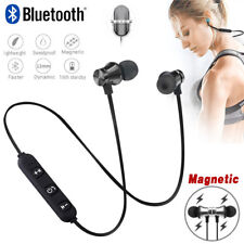 Sweatproof Wireless Bluetooth 4.1+ EDR Earphones Stereo Headphones Sports In-Ear