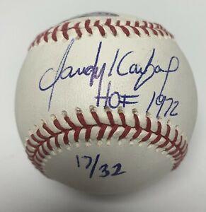 Sandy Koufax Signed Baseball Dodgers MLB Authenticated BB469857 w/ Inscription