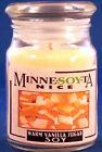 Warm Vanilla Sugar Soy Candle, 5oz Apothecary Jar