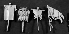 Fantasy Standards Reaper Miniatures Dark Heaven Legends Banners Flags Gonfalon