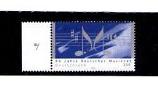 Alemania Musica serie del año 2003 (AG-350)