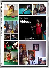 NEW Mary Avina DVD Billiard Pool Trick Shots