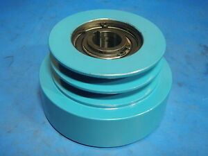 "CENTRIFUGAL CLUTCH HEAVY DUTY DOUBLE GROOVE (A) WITH 1"" BORE 24 HP BRAND NEW !"