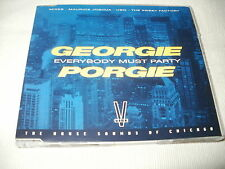 GEORGIE PORGIE - EVERYBODY MUST PARTY - 6 MIX DANCE CD SINGLE