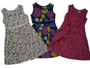 Mini Boden Print Dress Choice of Print and Size NWOT