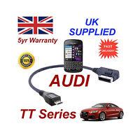 AUDI TT Series 4F0051510M Cable For BLACKBERRY Q10 MICRO USB Audio cable 30cm