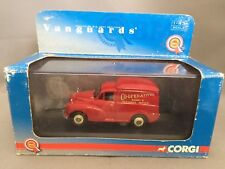 1/43 Vanguards CORGI Morris 1000 Van (RED)