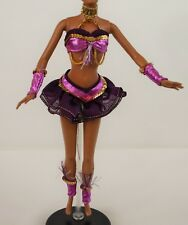 Carnival Dance Costume Barbie Doll Original Outfit Dress Clothes