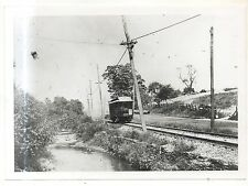 WEST PENN RAILWAYS Transportation Trolley Pittsburgh? PA Pennsylvania Photo