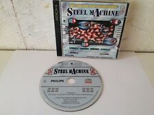 Steel Machine - Complete Game - Philips CDI Interactive