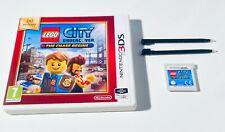 Lego City Undercover : The Chase Begins - Nintendo 3DS 2DS Game + Stylus Pens