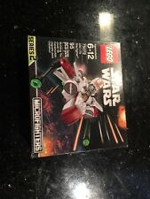 Lego 75072 Star Wars MicroFighters Arc-170 StarFighter New Has Wear Authentic