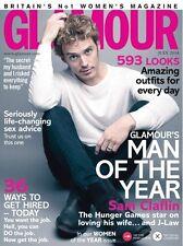 GLAMOUR Magazine,Sam Claflin The Hunger Games DREE  Beauty Gift EYEKO SEALED