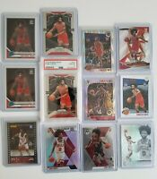 Coby White 2019 Panini Prizm #253 RC Rookie PSA 10 Lot + Optic Mosaic and MORE!