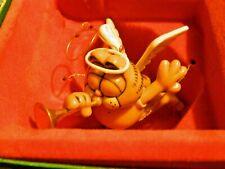 Enesco Garfield Hark! The Herald Angel Christmas Ornament