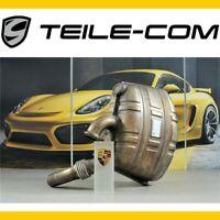 -70% TOP+ORIG.Porsche 911 996 Facelift 2002- Schalldämpfer Auspuffendtopf RECHTS