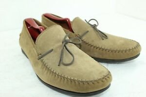 TOMAS MAIER ARTIST  MOCCASIN SZ 11.5 MADE IN ITALY MSRP 590 IN PRISTINE CONDITIO
