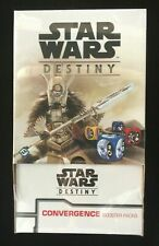 Star Wars Destiny: Convergence Expansion Booster Box SEALED NEW Pack Display