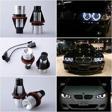 ANGEL EYES LED MARKER LIGHT 6000K White Bulb BMW E39 E60 525i 530i M5 E61 530xi