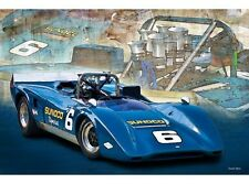 NEW 1969 Can-Am Lola T163 Sunoco special