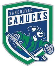 12 STICKERS VANCOUVER CANUCKS Hockey NHL Vinyl HQ Window WALL LAPTOP DECAL car