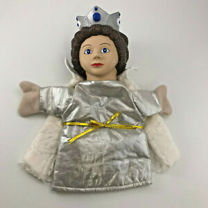 Mr Rogers Neighborhood Queen Sarah Hand Puppet Vintage Family Communications