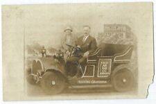 Foto-AK Postkarte Foto Photograph Auto Oldtimer Cabrio TOURING CALIFORNIA -0217