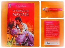 Le prince Mayfair. Brenda Joyce. J'Ai Lu Aventures & et Passions N° 5809