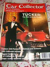 Lot (11) Car Collector & Car Classics Magazines Assorted Months 1988 -1991  Q10