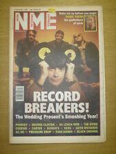 NME 1992 DEC 12 WEDDING PRESENT SONIC YOUTH PRODIGY