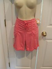NEW IN PKG OP HOT PINK confetti  shorts Size  junior LARGE  11/13