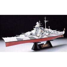 TAMIYA 78015 Tirpitz with stand 1:350 Ship Model Kit