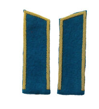 soviet ww2 Air Force/Para Officer collar tabs for the M35 shirt tunic