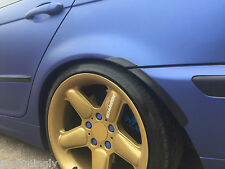 BMW 3 Series E46 Rear bumper fender wide flares p performance arches extension