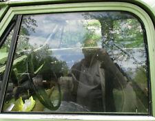 1971 chevrolet truck original drivers door window glass and channel LH C10