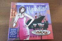 Music and Cuisine for Dinner With A Theme Manhattan CD