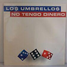 """Los Umbrellos – No Tengo Dinero (Vinyl, 12"""", Maxi 33 Tours, Promo)"""