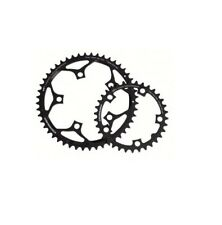 STRONGLIGHT CT2  CERAMIC TEFLON  BLACK 110BCD mm SHIMANO COMPACT CHAINRING   53T