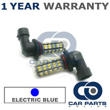 2X BLUE XENON H10 60 SMD LED FOG LIGHT BULBS FOR CHRYSLER 300 C 300C DODGE NITRO