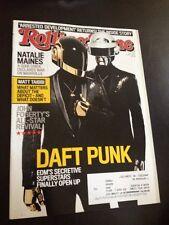 DAFT PUNK ROLLING STONE Magazine June 6 2013 Issue 1184