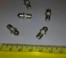 5 x Rohr-Trimmer 0,8 - 6 pF Trimmkondensator Rohrtrimmer Stettner
