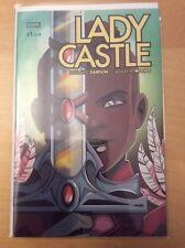 LADY CASTLE 1 (of 4), NM (9.2 - 9.4), 1ST PRINTS, COVER A & B, BOOM, ASHLEY WOOD