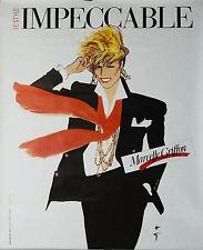 Affiche ancienne originale années 60 - IMPECCABLE - Par - GRUAU