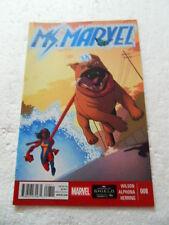 Ms . Marvel  8 . Marvel . 2014 -   VF