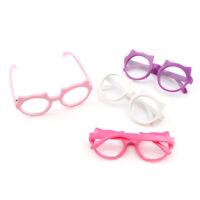 Puppenbrille Bunte Brillen Sonnenbrillen passend für 18 Zoll American DollsY_pr