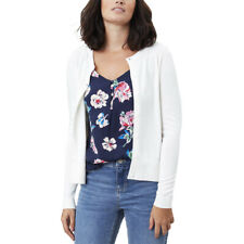 Joules Womens Louisa Button Up Casual Cotton Cardigan