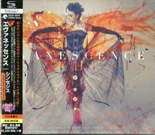EVANESCENCE-SYNTHESIS-JAPAN SHM-CD+DVD BONUS TRACK Ltd/Ed H40