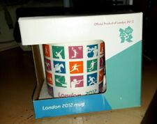 Royal Doulton Olympic Games London 2012 Fine Bone China MUG New Made in England