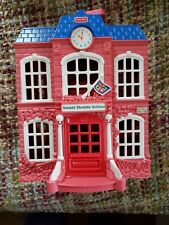 Fisher Price Sweet Streets School--no Accessories