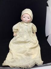 """19"""" Copr.Bye-lo Baby Doll by Grace Putnam.  Made in Germany.  Porcelain bisque ."""